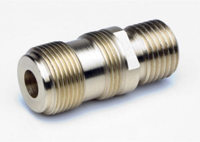 Threaded Bushing Connector - Avanti Engineering