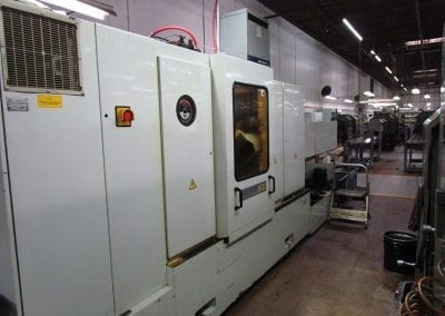 Precision CNC Machines