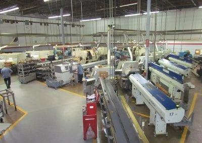 CNC Machining at Avanti Engineering