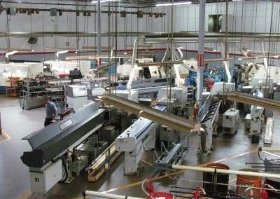 CNC Screw Machine - Avanti Engineering