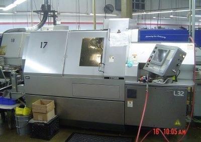 CNC Screw Machined Parts - Avanti Engineering