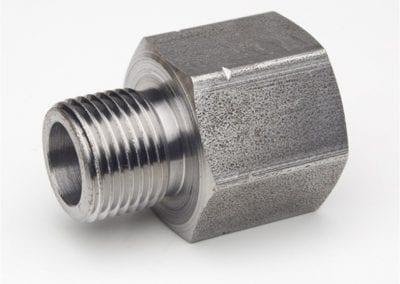 Machined Connector Oil Separator - Avanti Engineering
