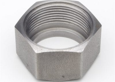 Coupling Nut machined at Avanti Engineering