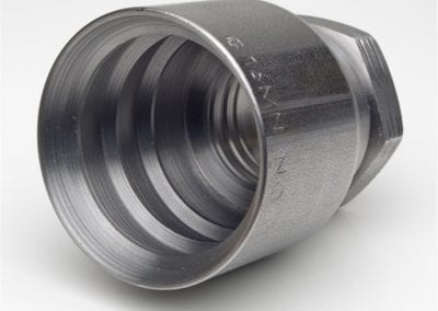 Hose End Shell - Avanti Engineering