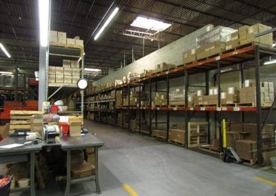 Inventory Management at Avanti Engineering