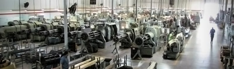 Multiple Spindle Screw Machine Products and Machined Parts