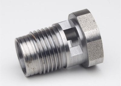 Threaded Outlet Bolt - Avanti Engineering