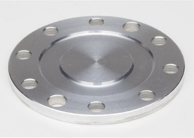 Custom Machined Pancake Cylinder - Avanti Engineering