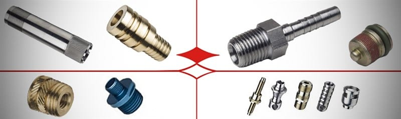 Screw Machine Products and Machined Parts