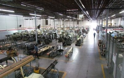 Largest Machine Shops in the USA for High Volume Manufacturing