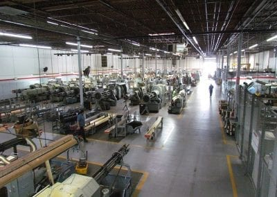 Screw Machining Facility