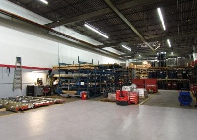 Shipping and Receiving at Avanti Engineering