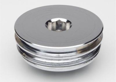 Precision Machined Tension Nut - Avanti Engineering