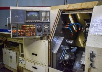 CNC BNE34 control Avanti Engineering