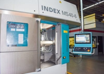 INDEX CNC Multiple Spindle Machining