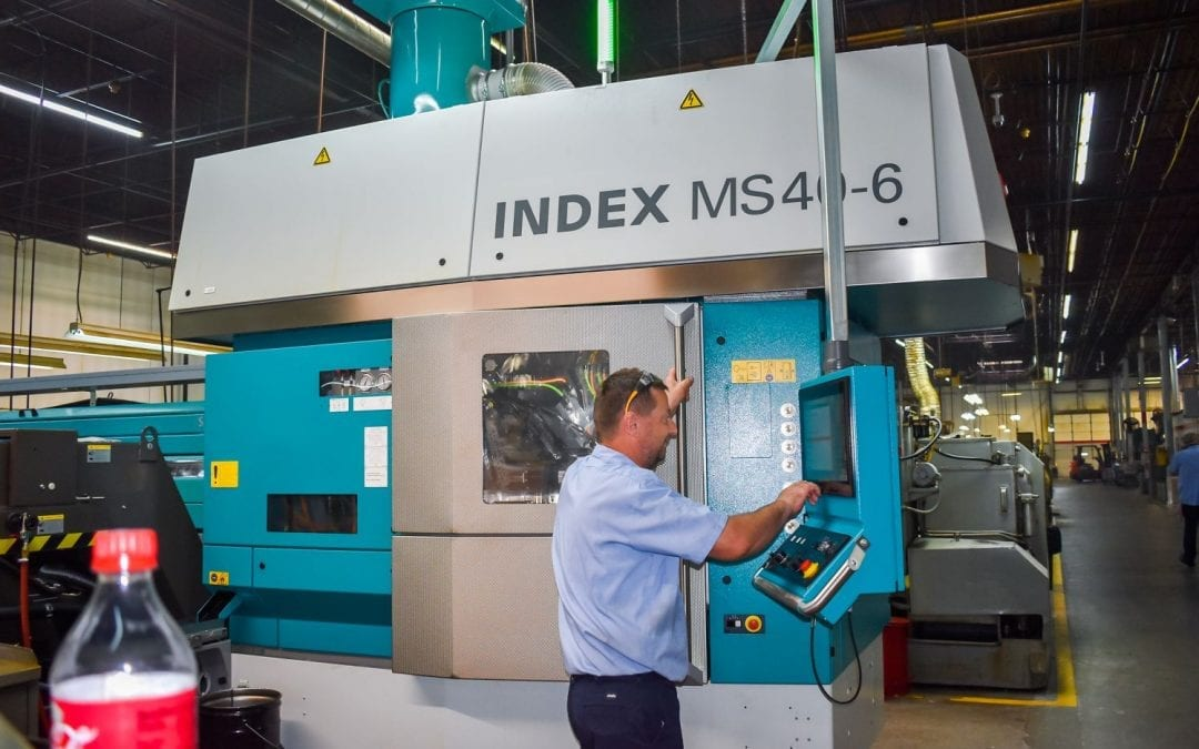INDEX CNC Multiple Spindle Machining Operator Avanti Engineering