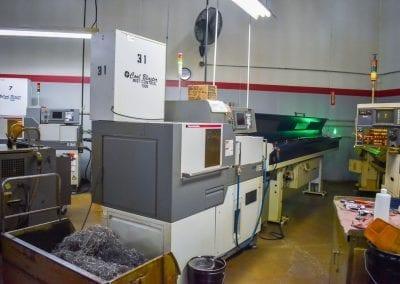CNC Swiss K16 Avanti Engineering