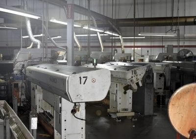 CNC Swiss machines bar loaders