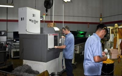What is CNC Milling and Turning?