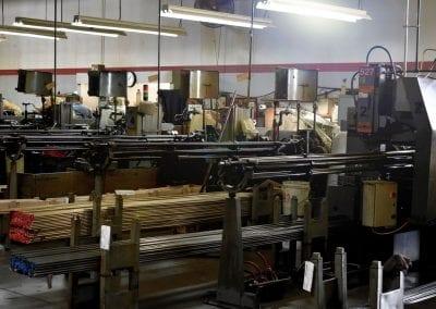 Davenport multi spindle screw machines at Avanti Engineering