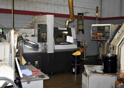 Tsugami Swiss machine - Avanti Engineering