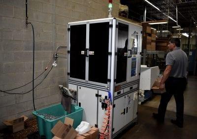 Vision sort machine- Avanti Engineering