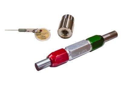 Push Button Body - Avanti Engineering