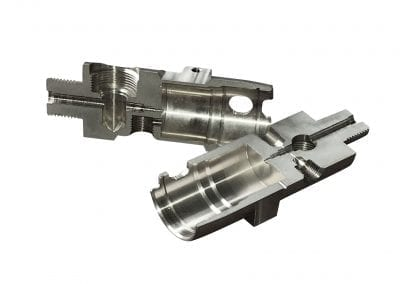 Sectioned Machined Part - Avanti Engineering